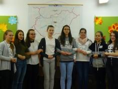 Népdaléneklési verseny 2017 - felsős