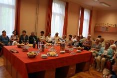 Nyugdíjas pedagógusok találkozója 2018