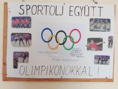 Sportolj együtt Olimpikonokkal! - Fodor Rajmund