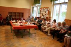 Nyugdíjas pedagógusok találkozója 2019